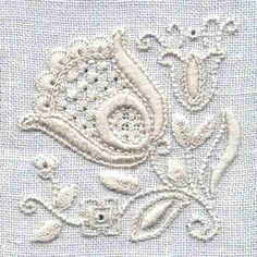 Schwalm Embroidery