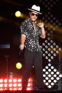 Bruno Mars Rock In Rio USA