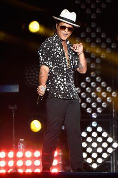 Bruno Mars Rock In Rio USA