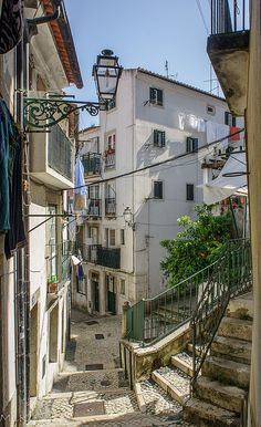 Lisbon. Alfama district. | por Tiigra