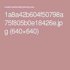 1a8a42b604f50798a75f805b0e18426e.jpg (640×640)