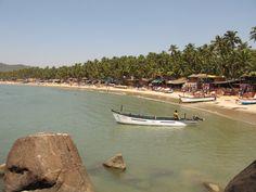 Отчет о путешествии по Индии. Южный Гоа   Bobrya.com