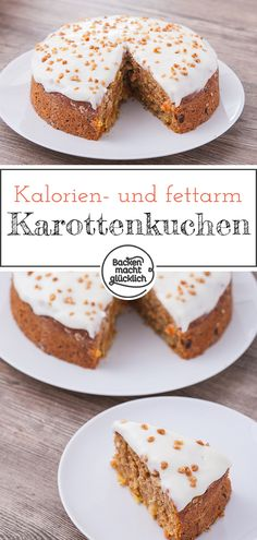 For me, this is the perfect healthy carrot cake: juicy, fruity, mature … – Kuchen Rezepte – Kuchen Rezepte und Desserts Healthy Carrot Cakes, Healthy Foods To Eat, Baking Recipes, Cake Recipes, Beet Cake, Chocolate Chip Pudding Cookies, Food Cakes, Coffee Cake, No Bake Cake