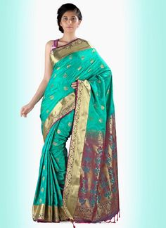 Elegant and beautiful collection of designer sarees online. Order this glossy print work casual saree for casual and party.