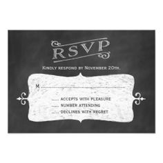 >>>Low Price Guarantee          Chalkboard RSVP Custom Announcement           Chalkboard RSVP Custom Announcement so please read the important details before your purchasing anyway here is the best buyDiscount Deals          Chalkboard RSVP Custom Announcement Here a great deal...Cleck Hot Deals >>> http://www.zazzle.com/chalkboard_rsvp_custom_announcement-161551649708431715?rf=238627982471231924&zbar=1&tc=terrest