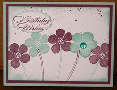 Stampin' Up! Swap Birthday Card