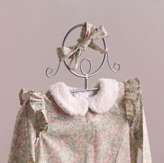 Image of Robe LISERON à col amovible (Abracadabra)