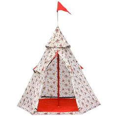 Cath Kidston - Cowboy Teepee Tent // as a soon-to-be-mother-of-two-boys, i feel that i must own this.
