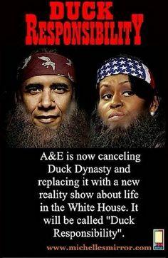 ...Duck Responsibility