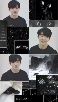 28 Best Ideas For Aesthetic Wallpaper Iphone Kpop Seventeen Jeonghan, Wonwoo, Seungkwan, Carat Seventeen, Seventeen Woozi, Pink Wallpaper Iphone, Bts Wallpaper, Mamamoo, K Pop