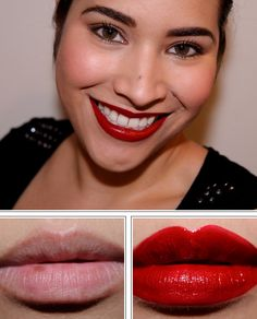 An Ode to Chanel Dragon Rouge Allure Laque