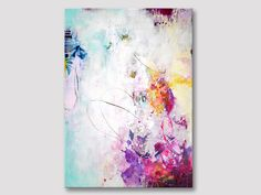 Original medium abstract painting, modern art, acrylic painting, paintings, colorful artwork, ABSTRACT ART, modern painting, canvas art
