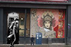 Charlie Holt Artist: manchester free for arts festival 2011 @ vinyl exchange and nexus art cafe