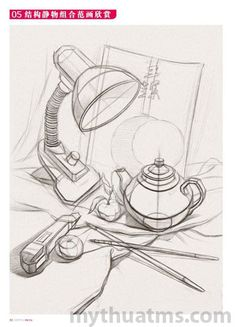drawings of hand Perspective Drawing Lessons, Perspective Art, Pencil Art Drawings, Art Drawings Sketches, Academic Drawing, Composition Art, Still Life Drawing, Object Drawing, Industrial Design Sketch