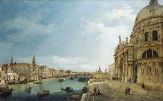 Canaletto, exímio pintor de cenários urbanos | #ArteClássica, #Canaletto, #Cenários, #Cenas, #GiovanniAntonioCanale, #MichaelWing, #Paisagens, #PinturaAóleo, #Realismo, #Urbano, #Veneza