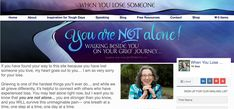 You Are Not Alone - Zenspirations Losing Someone, Tough Day, Simple Words, Free Blog, A Decade, Alone, Grief, Finding Yourself, Drawing