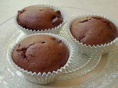 Körtés-csokis muffin