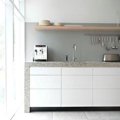 gray, white, light wood