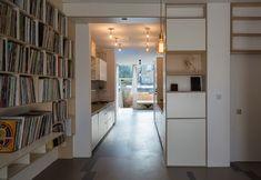 House of Trace, Tsuruta Architects, London. Brick Extension, Extension Google, Side Extension, Extension Ideas, Interior Architecture, Interior Design, Interior Minimalista, London House, House Siding