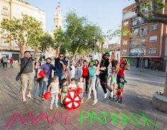'Invade Patraix' reivindica la vida de barrio en Valencia - http://www.valenciablog.com/invade-patraix-reivindica-la-vida-de-barrio-en-valencia/