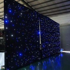 Starlight LED curtain with a controller, impress your guest with this stunning background effect. We all want the attention, so why not bring the stars. Galaxy Wedding, Moon Wedding, Fall Wedding, Dream Wedding, Light Wedding, Prom Decor, Wedding Decorations, Graduation Decorations, Garden Decorations