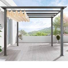 Inspiration Home 5: Retractable Awning