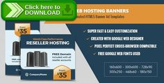 [ThemeForest]Free nulled download Web Hosting Banners - HTML5 Animated from http://zippyfile.download/f.php?id=57213 Tags: ecommerce, advertising, adwords, animated, banner designs, banners, doubleclick, google web designer, host, hosting, html5, sale, store, templates, web banners, webhosting