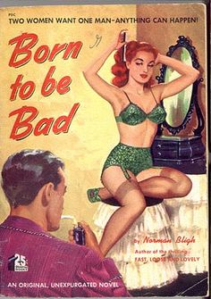 pulp fiction cover art