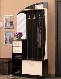 Дизайнерский шедевр на паре кв. м. — 30 идей для туалета Entryway, House, Furniture, Home Decor, Entrance, Decoration Home, Home, Room Decor, Mudroom