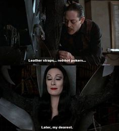 The Addams Family Adams Family Quotes, Modern Family Quotes, Gomez And Morticia, Morticia Addams, Family Values, Family Goals, Film Movie, Movies, Movie Quotes