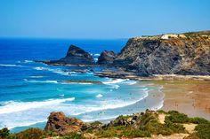 Praia de Odeceixe (f: © Paulo Dias | Photography)