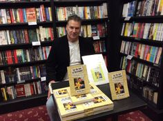 My book launch for the love of Christopher at water stones in bury