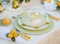 mesa simão siciliano, mesa posta, table setting, lemon inspire, decor, tablescape