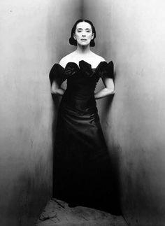Martha Graham. I've admired her since I was 13.