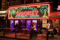 """Amsterdam: Essential Tips Every Tourist Needs to Know, PLEASE NOTE THE """"COFFEE SHOPS"""" are not for coffee, enough said!  I went in one to grab a cuppa of tea, imagine my surprise when the menu had available legal drugs!! LOL"""