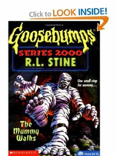 The Mummy Walks (Goosebumps Series 2000) by R. L. Stine. $0.01. Series - Goosebumps Series 2000 (Book 16) | Lexile Measure: . Publisher: Apple (April 1999). Publication: April 1999. Author: R. L. Stine