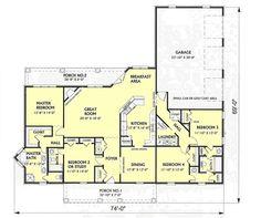 Azalea Park Home Plans And House Plans By Frank Betz