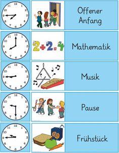 Tagesstruktur, Stundenplan, Struktur Tag, Lehrerblog, Blog, Zaubereinmaleins, Bilder, Routine, alle Klassen