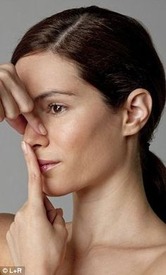 There are many potential uses of Botox in areas in which dynamic muscles alter the external anatomy of the face. Injecting Botox into the. Yoga Facial, Beauty Care, Beauty Skin, Health And Beauty, Beauty Hacks, Beauty Ideas, Diy Beauty, Face Exercises, Face Massage