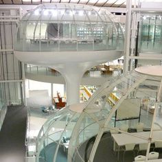 University library, Tokyo