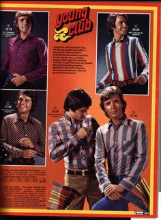 Did all men oil up for modeling back then, or did they just use the cast off wax dummies from Madame Tussaud's?