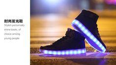 Les 13 meilleures images de Baskets lumineuse   Baskets