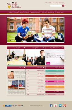 Acdamy Website