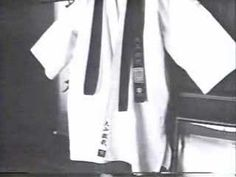 sosai oyama dogi and belt