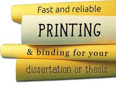Dissertation portmouth