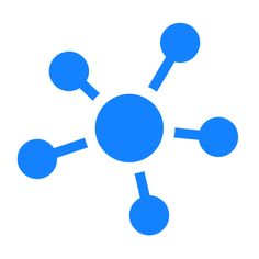 Visueleles Logo des FLOWCAMPUS Material, Office Supplies, Logos, Logo