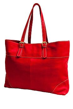 Large Leather Tote betty & Betts NOTHS