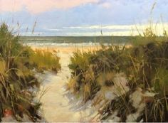 The Path, painting by artist David Boyd, Jr sold