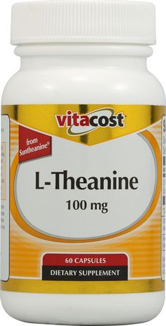Never use have to use an anti-anxiety prescription drug again! I am so excited to have found this!    Vitacost L-Theanine from Suntheanine®