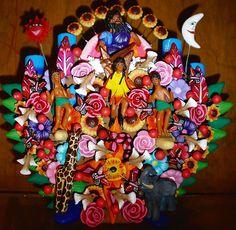 Jose Luis Serrano Carrillo's Arboles de la Vida (Trees of Life)